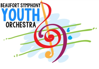 beaufort youth orchestra logo