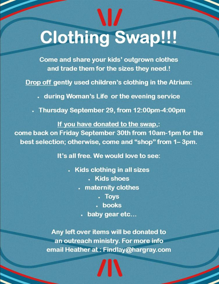 clothing-swap-september-2016