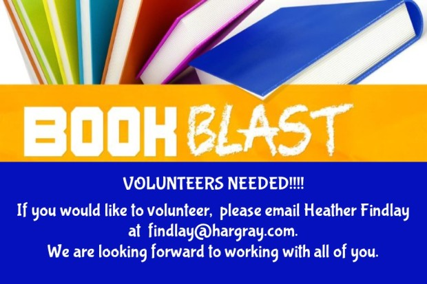 book blast 2019 volunteers